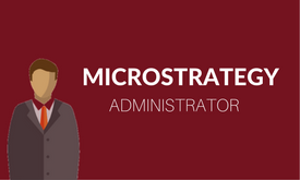 microstrategy admin online training