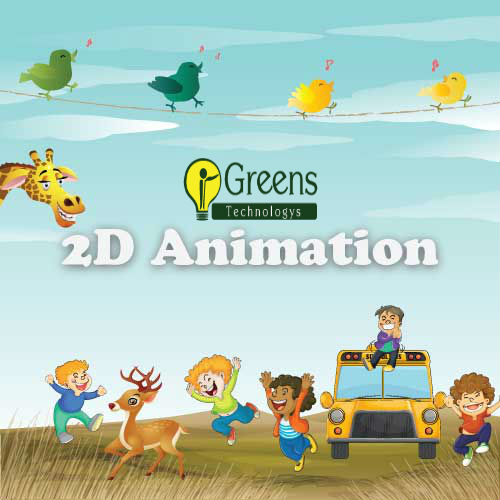 2D Animation Design training in chennai