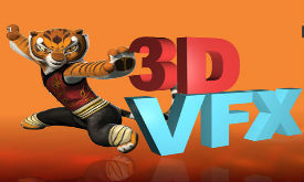 3D Animation & VFX