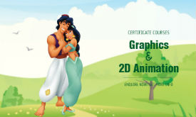 Graphics and 2D animation