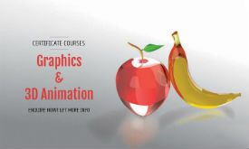 Graphics and 3D animation